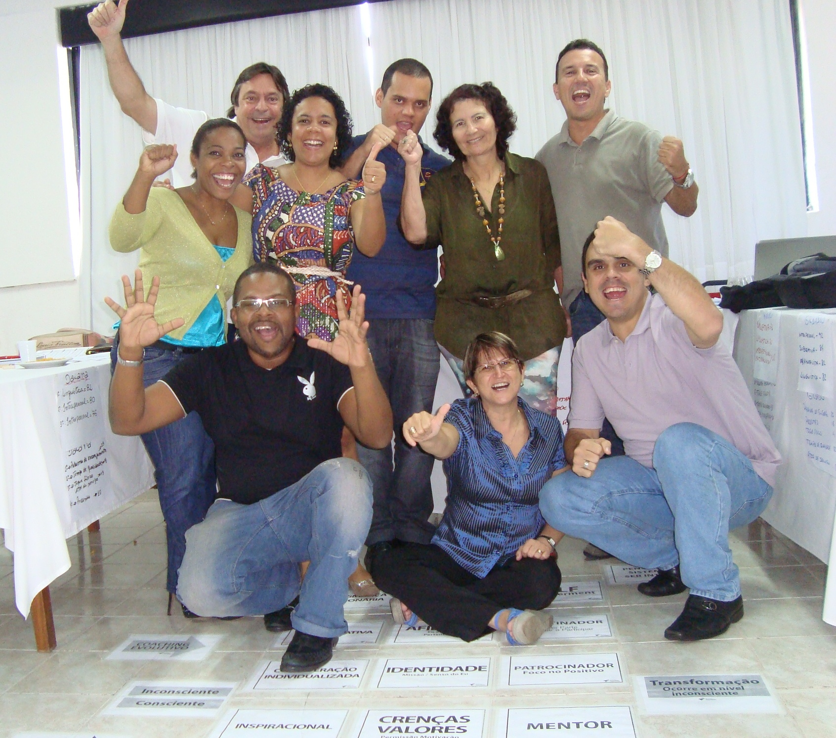 PROFESSIONAL AND SELF COACHING – PSC ABRIL / 2014 TURMA 13 SALVADOR / BA